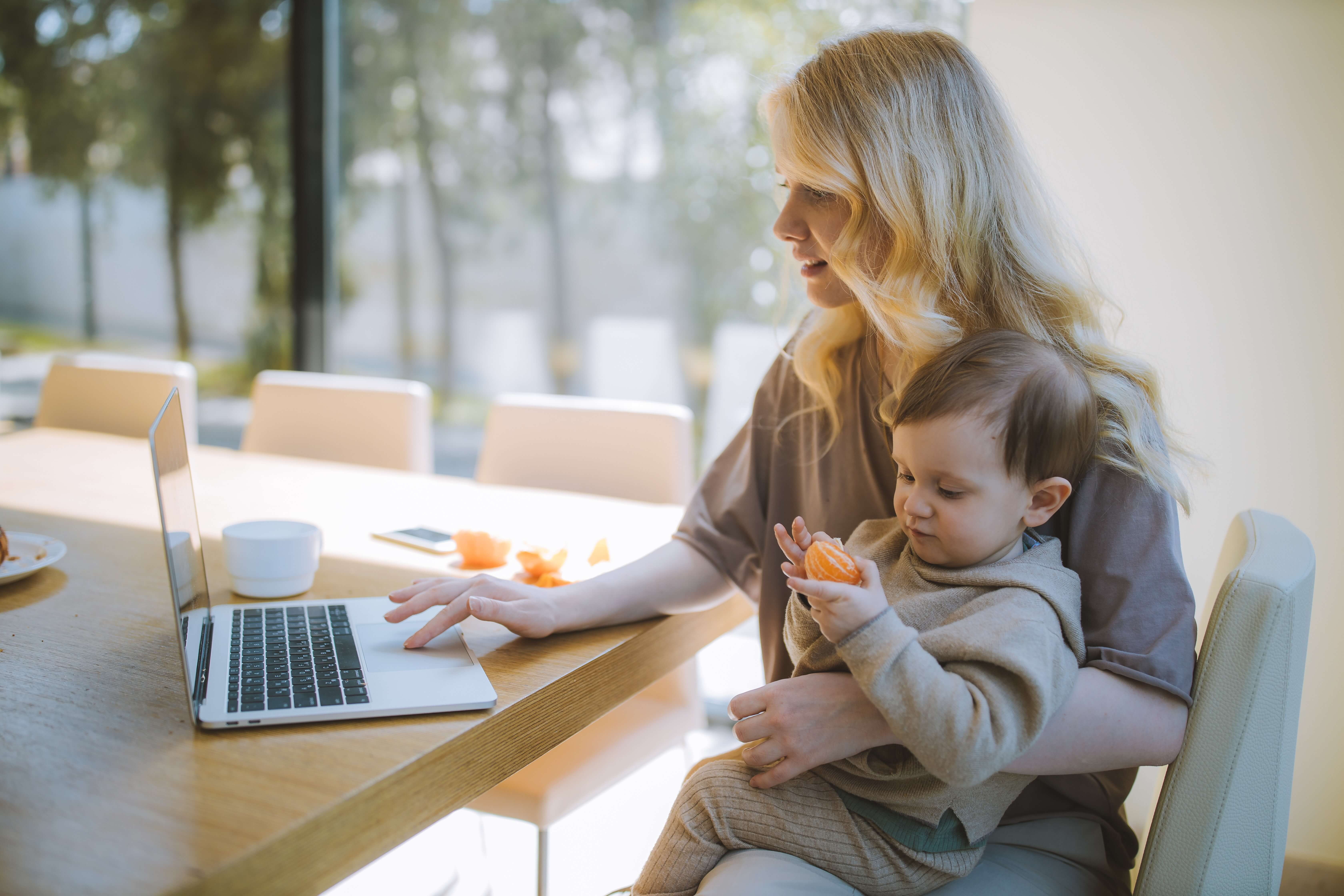 Working From Home - Informed Financial Planning