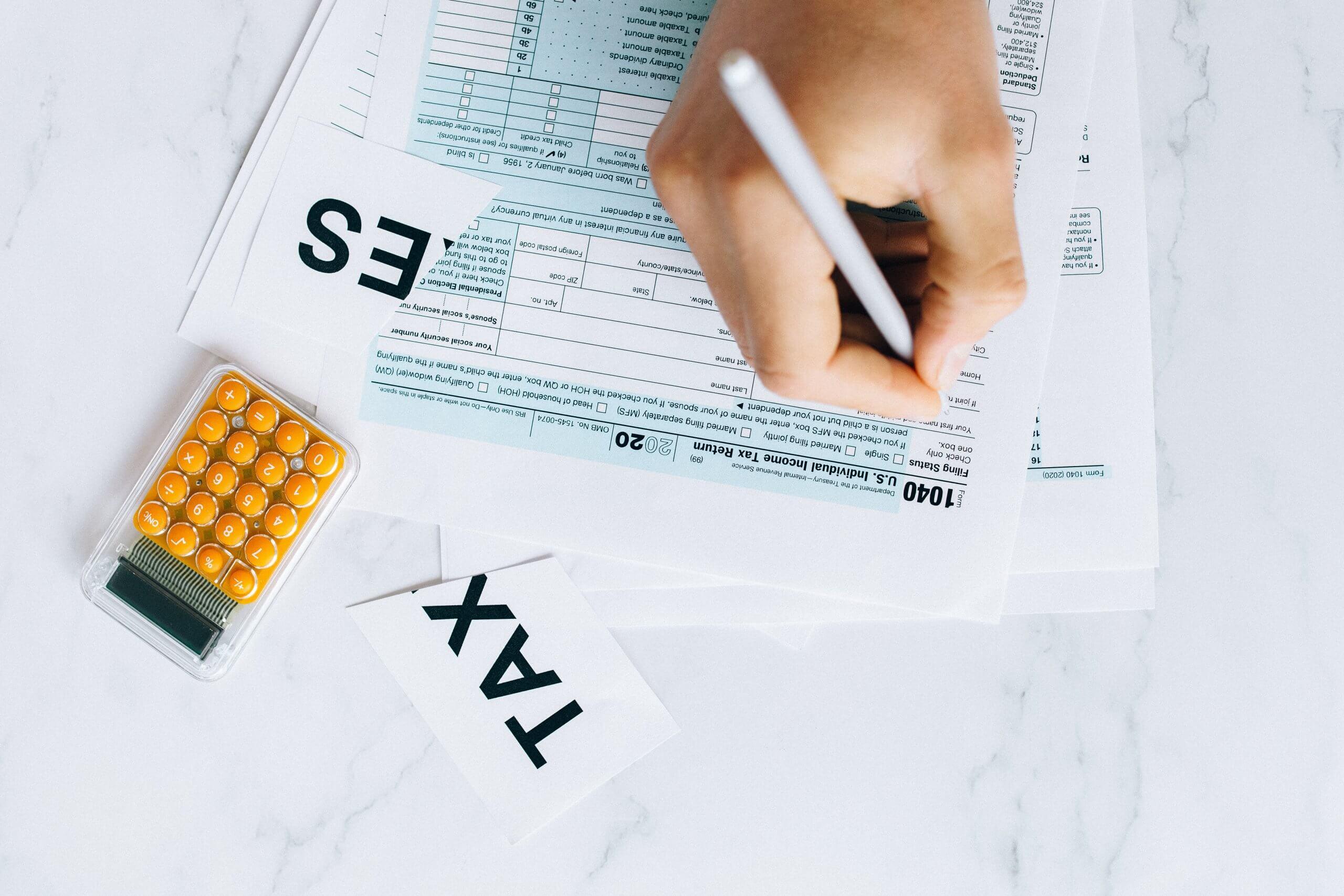 tax year 2021 allowances