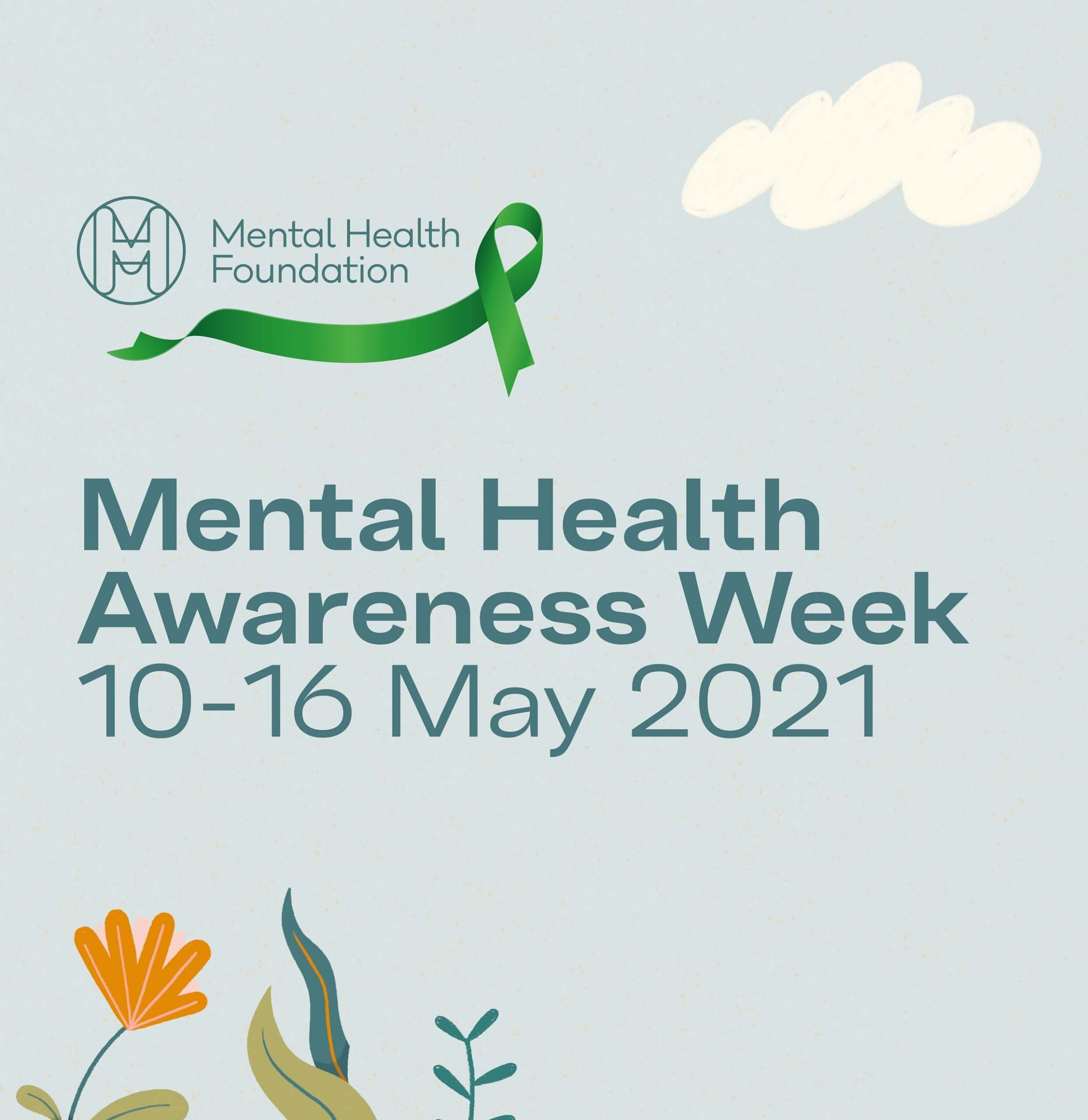 mental health week connect with nature
